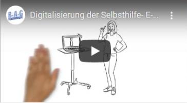 Screenshot Youtube BAG - E-Learning